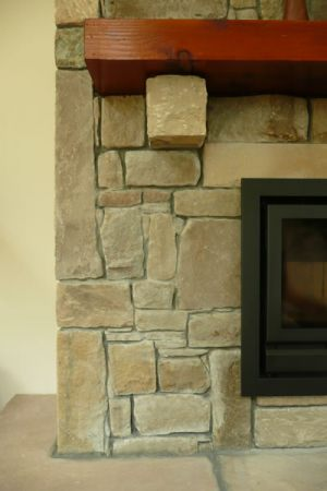 Sandstone Fireplace sandstone fireplace | custom built natural stone