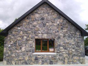 Exterior cladding | Bungalow and garage